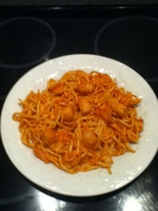 Alice Spaghetti