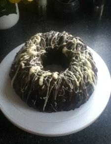 "Chocolate ""Occasion"" Cake"