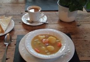 Normal Service Resumes With Lentil, Ham & VegetableSoup…