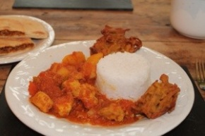 Burmese Style ChickenCurry