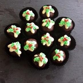 Jess Brodie's Christmas PudTruffles!
