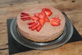 Bill Bailey's ChocolateCheesecake