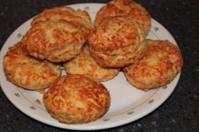 Stilton Cheese Scones