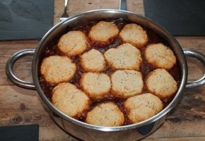 Big Beef Cobbler